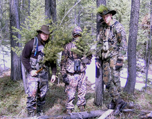 big game hunting guide training