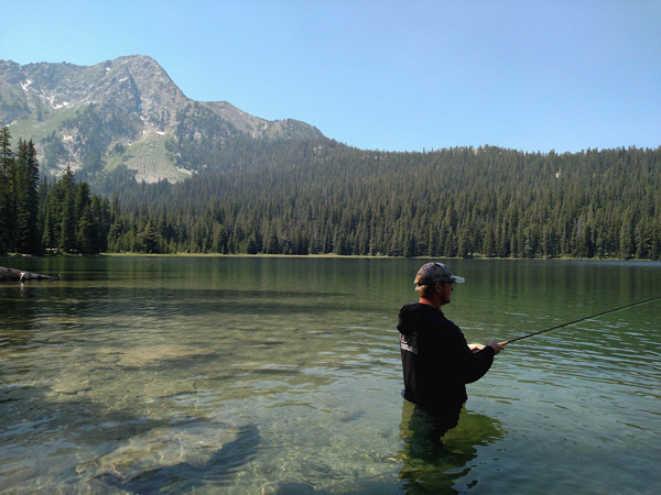 Montana outdoor adventures, fishing, horse and trail riding