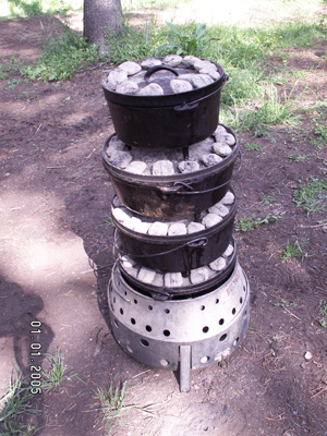 how to cook with dutch ovens